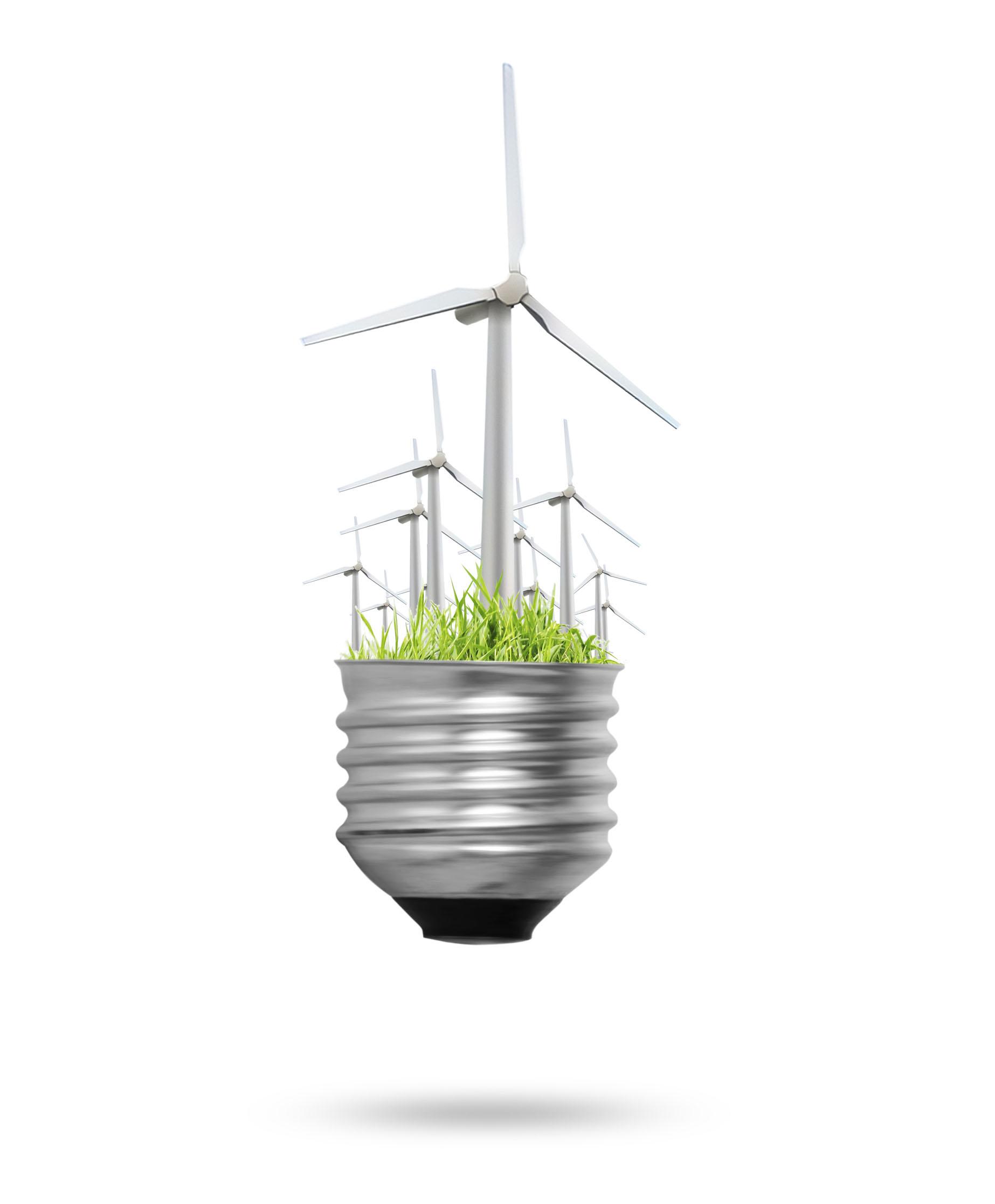 Projektierung von Windparks