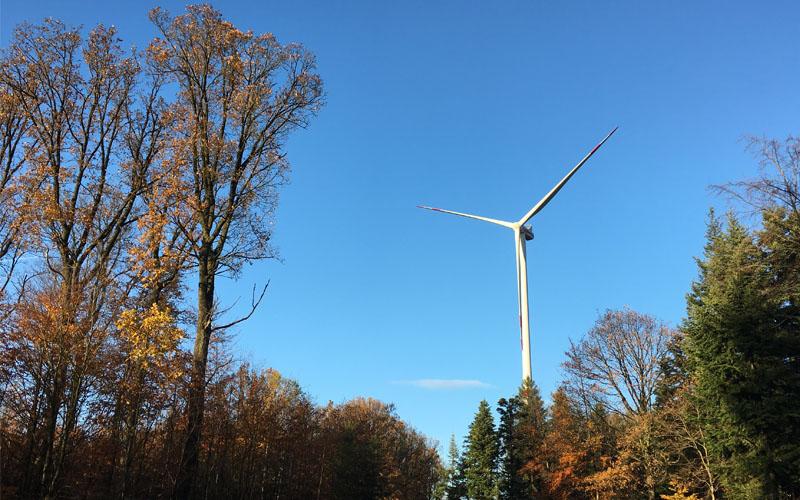 Windenergie und Windräder Baden-Württemberg