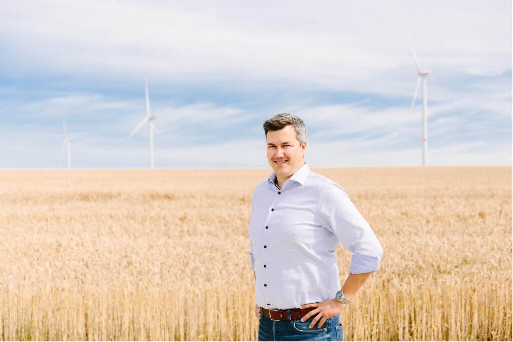 Ansprechpartner für kommunen und Bürger in Sachen Windparks