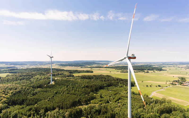 Investment Windkraft
